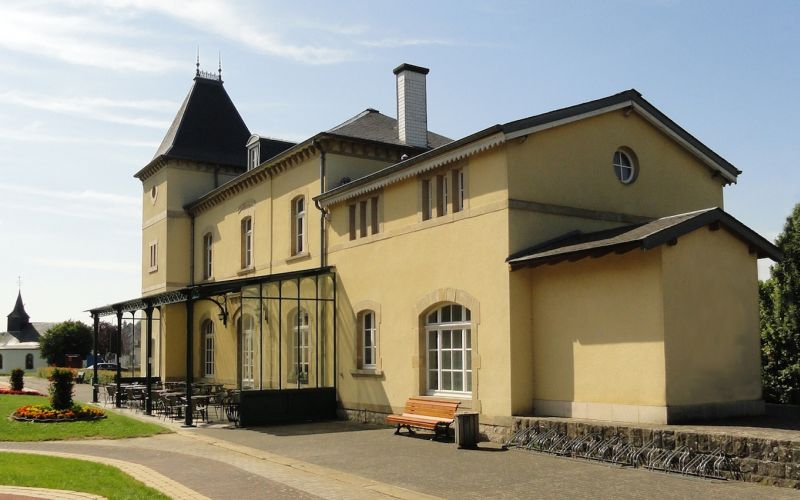Old Train Station in Clemency